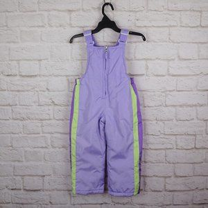 Pacific Trail Purple Ski Overalls Outerwear 3/$30